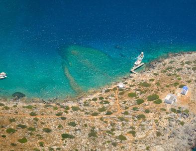 sailing trip dia island
