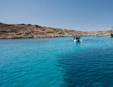 dia island sailing trip