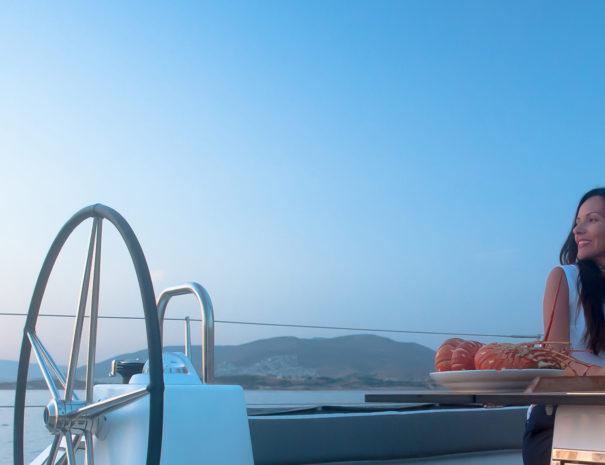luxury sailing trips