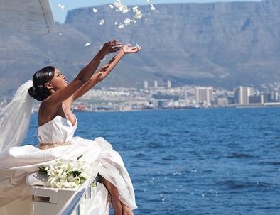 sailing wedding proposal crete