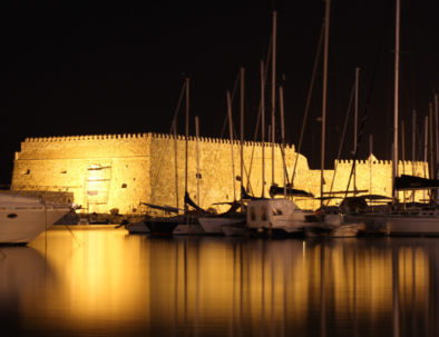 sailing vacation crete
