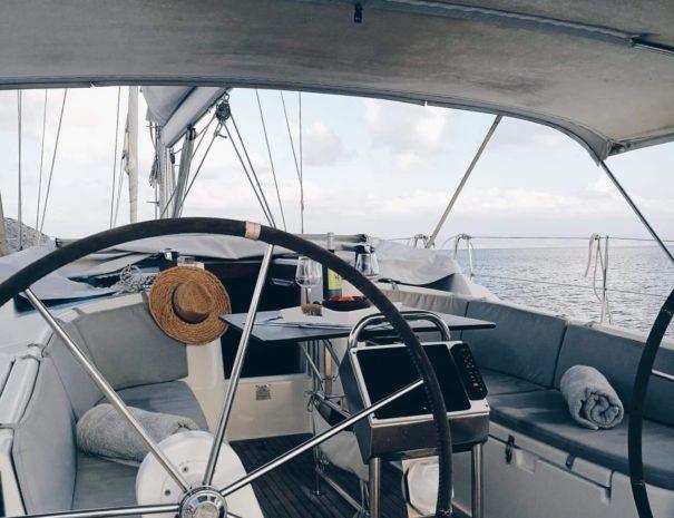 Avanti sailing boat